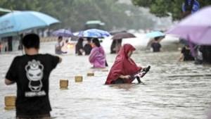Limburger in China getroffen door watersnoodramp: 'Ongelooflijk, dat natuurgeweld!'