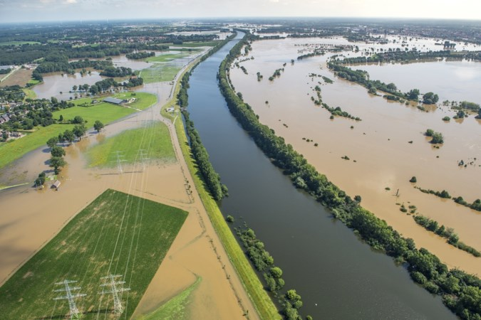 De Maas: al ver voor de Romeinen vochtig en energiek