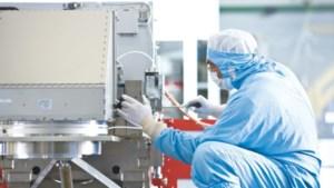 Chipmachinefabrikant ASML ziet orderboek voller worden