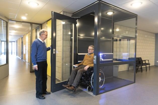 Lintje voor John Erkens uit Heerlen voor tientallen jaren inzet om gehandicapten aan samenleving mee te laten doen