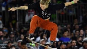 Skateboardster Jacobs test positief op corona bij Spelen en kan niet meedoen: 'Ben er kapot van'
