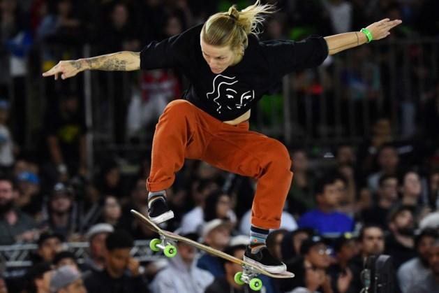 Skateboardster Jacobs test positief op corona bij Spelen in Tokio en kan niet meedoen: 'Ik ben er kapot van'