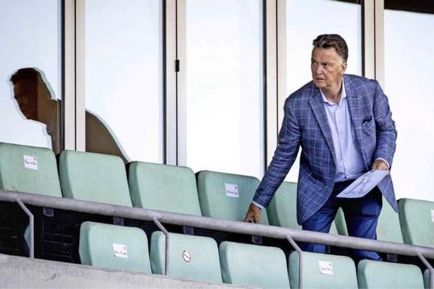 KNVB bereikt akkoord met Louis van Gaal