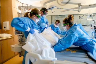 Tientallen nieuwe coronapatiënten opgenomen in het ziekenhuis