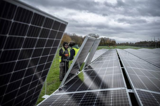 Zonnepark in Grashoek moet 36.000 zonnepanelen krijgen en lijkt volgens de initiatiefnemers 'op een natuurgebied'