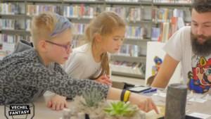 Demodag Adventure Club in bibliotheek in Weert