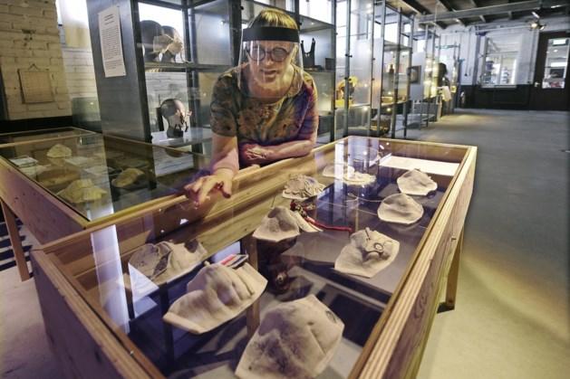 Expositie 'kunstkapjes' langer te zien in De Kantfabriek Horst
