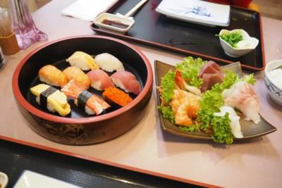 In dit restaurant in Maastricht krijg je sushi zoals het hoort: rijst met verse vis zonder opsmuk