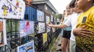 Leerlingen bedenken het zomermuseum