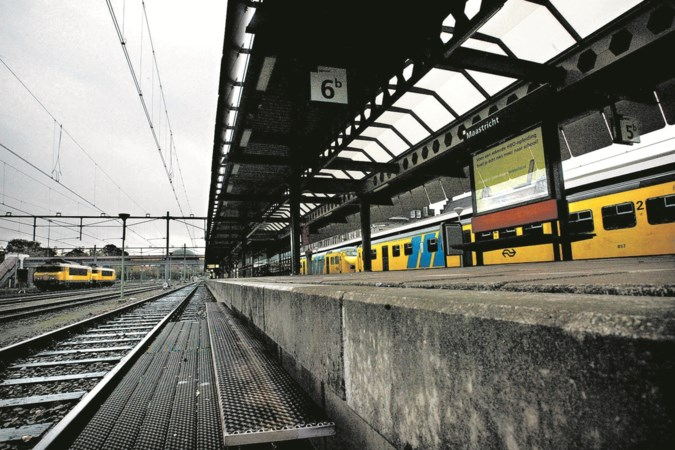 Treinverkeer tussen Maastricht en Luik zeker tot augustus niet mogelijk