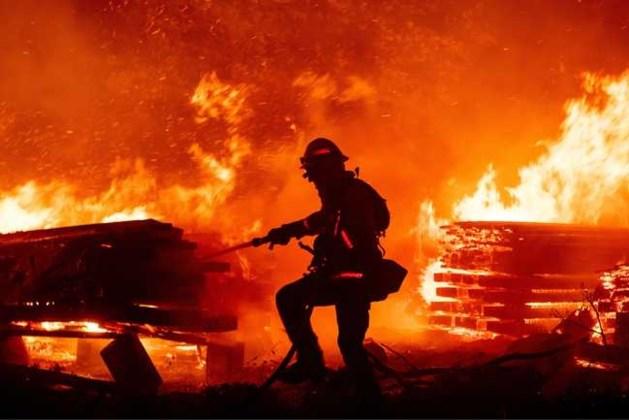 Koppel dat enorme bosbrand veroorzaakte met 'gender reveal party' riskeert 20 jaar cel
