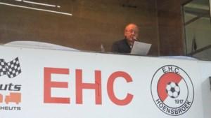 Jos Tubee: duizendpoot en de stem van EHC