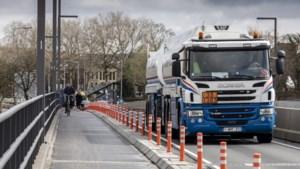 Verbeteren van fietsroutes voorlopig enige optie om veiligheid op Maasbrug Roermond voor fietsers te vergroten