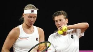 Schuurs en Bertens in eerste ronde tegen Frans koppel