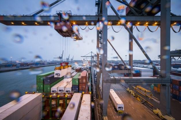 Haven Rotterdam nog niet hersteld van coronacrisis