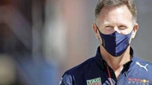 Red Bull-teambaas Christian Horner baalt nog steeds van gedrag Mercedes