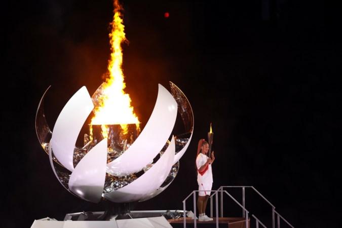 Een charmeoffensief binnen stadion, felle protesten erbuiten: opening Spelen toont controverse in Japan
