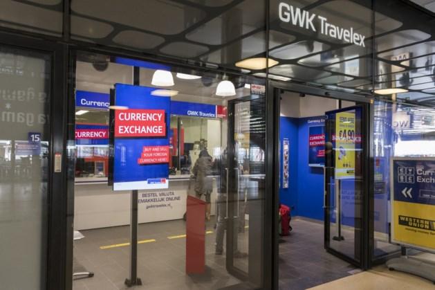 Pinautomaat station Maastricht dicht uit vrees voor plofkraak