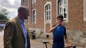 Oud-wielrenner en medekoersdirecteur Volta Limburg Classic Bram Tankink is bezig met iets 'heel moois voor Kerkrade'