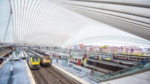 Treinverkeer tussen Maastricht en Luik eerder opgestart