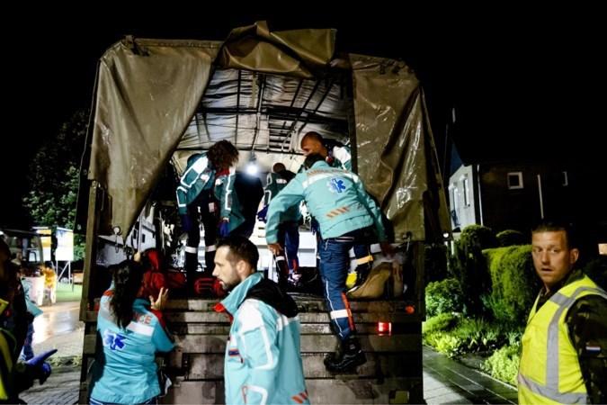 Verpleeghuis Valkenheim is na watersnood rijp voor de sloop; totale schade Sevagram is 42,5 miljoen