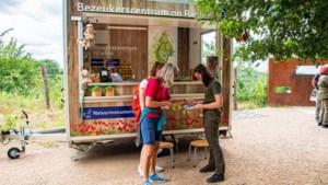 Primeur Natuurmonumenten: eerste bezoekerscentrum op wielen, op Sint Pietersberg
