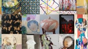 Vrouwelijke kunstenaars exposeren 'Zonder Woorden' in Kloosterbibliotheek