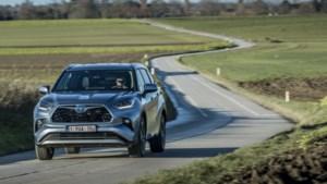 Toyota Higlander Hybrid: prima poldermodel