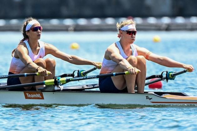 Roeister Lisa Scheenaard plaatst zich voor halve finales op Olympische Spelen