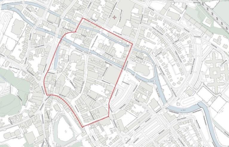 Deel Valkenburg blijft gesloten voor publiek