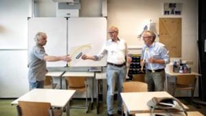 123 jaar aan wiskundekennis einde schooljaar weg bij het Maastrichtse Sint Maartenscollege