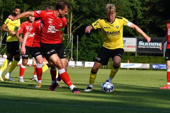 Uiterst zwak VVV verliest met ruime cijfers van Helmond Sport