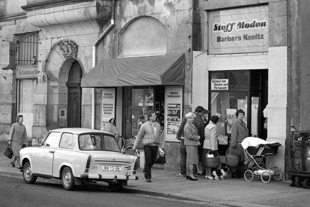 Foto-expo Fons Verhoeven over leven in voormalig Oost-Duitsland