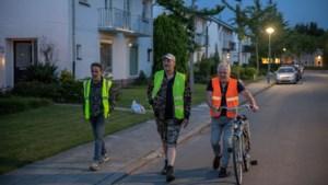 Vrijwillige burgerwacht patrouilleert 's nachts door Valkenburg, tegen ramptoeristen en 'vage figuren'
