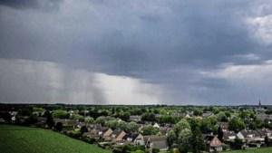 Komend weekend fors onweer op komst