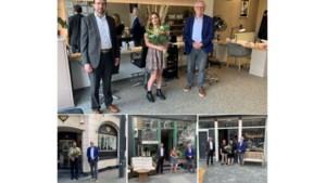 Wethouders heten nieuwe ondernemers in Heerlen-centrum welkom