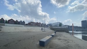 Nieuw stadsfestival in Venlo gaat gewoon door, ondanks laag modder op de kade