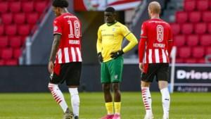 Fortuna Sittard achter gesloten deuren onderuit tegen Standard Luik