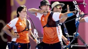 Gabriela Schloesser en Steve Wijler na bereiken van finale zeker van eerste Nederlandse medaille