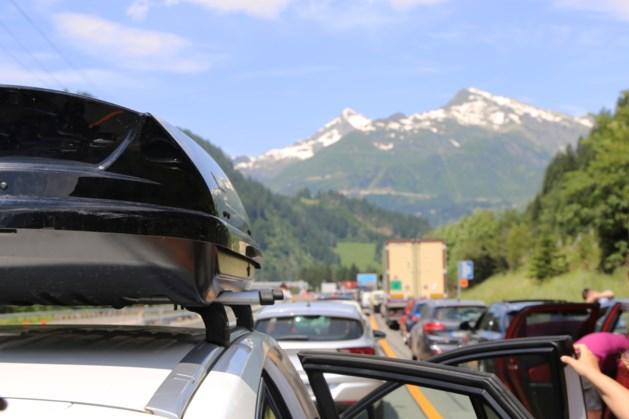Dit weekend met de auto op reis? Er staan veel vakantiefiles in Europa