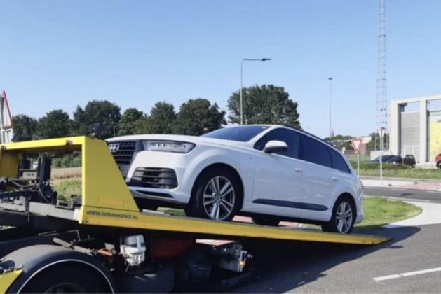 Gestolen auto in Nederweert in beslag genomen