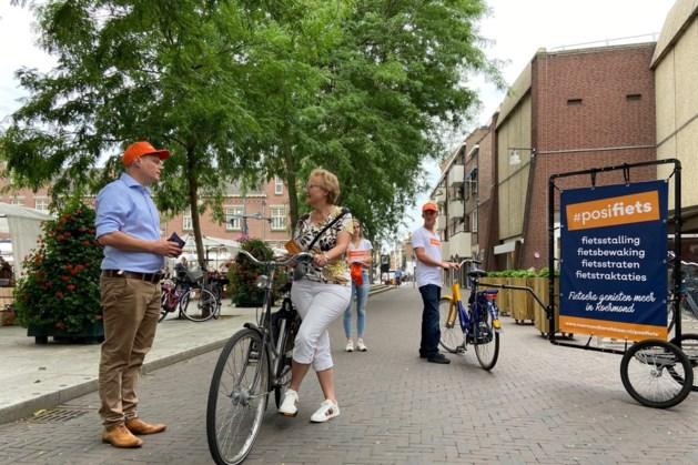Fietsen naar Roermond levert gratis een tweede kop koffie op