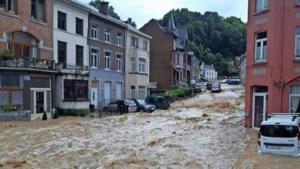 Bizar noodweer Dinant verrast meteoroloog en campinggast: 'Heel verdrietig'