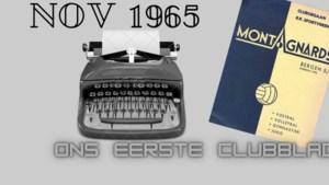 Montagnards gaat terug in de tijd, 56 jaar oud clubblad online