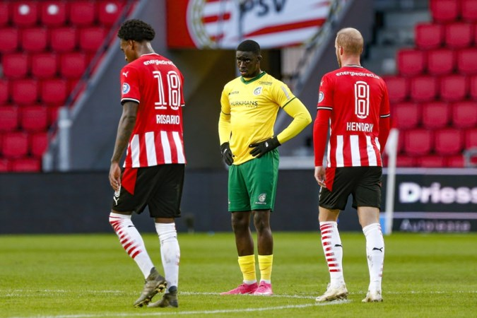 Fortuna Sittard achter gesloten deuren onderuit tegen reserves Standard Luik; positief oordeel over testspelers