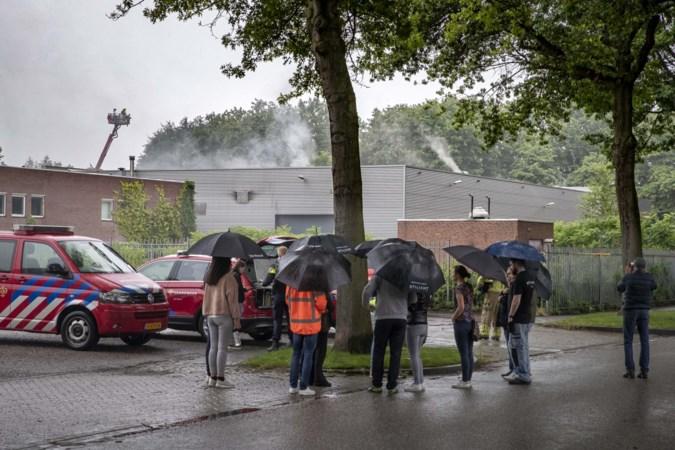 Miljoenen schade door brand Utilicht dat tijdelijk is verhuisd naar Marconilaan Weert