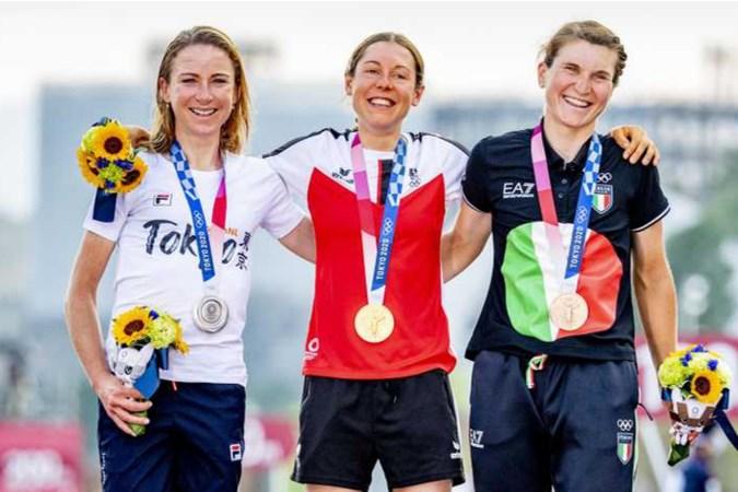 Olympisch echec in bizarre race voor Oranje wielrensters