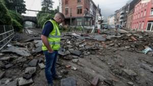 Geteisterde provincie Luik ontsnapt aan nieuw noodweer