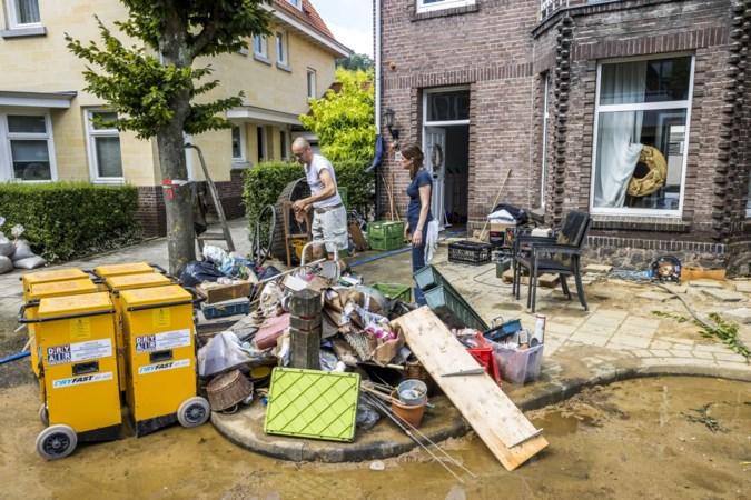 Honderden gezinnen tot eind van het jaar niet terug naar huis door waterschade