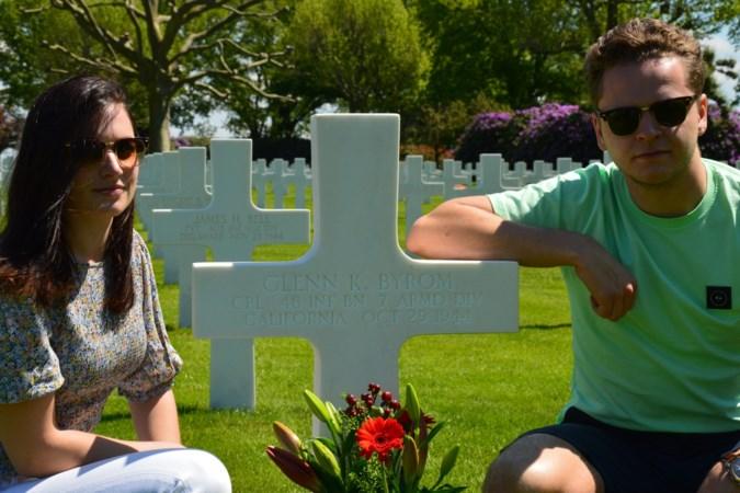 Daverende verrassing voor verzorgers Amerikaans graf: weduwe (105) van gesneuvelde soldaat leeft nog
